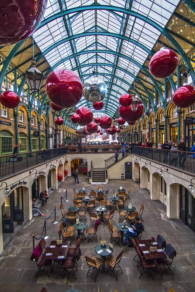 Covent Garden Market, London, United Kingdom