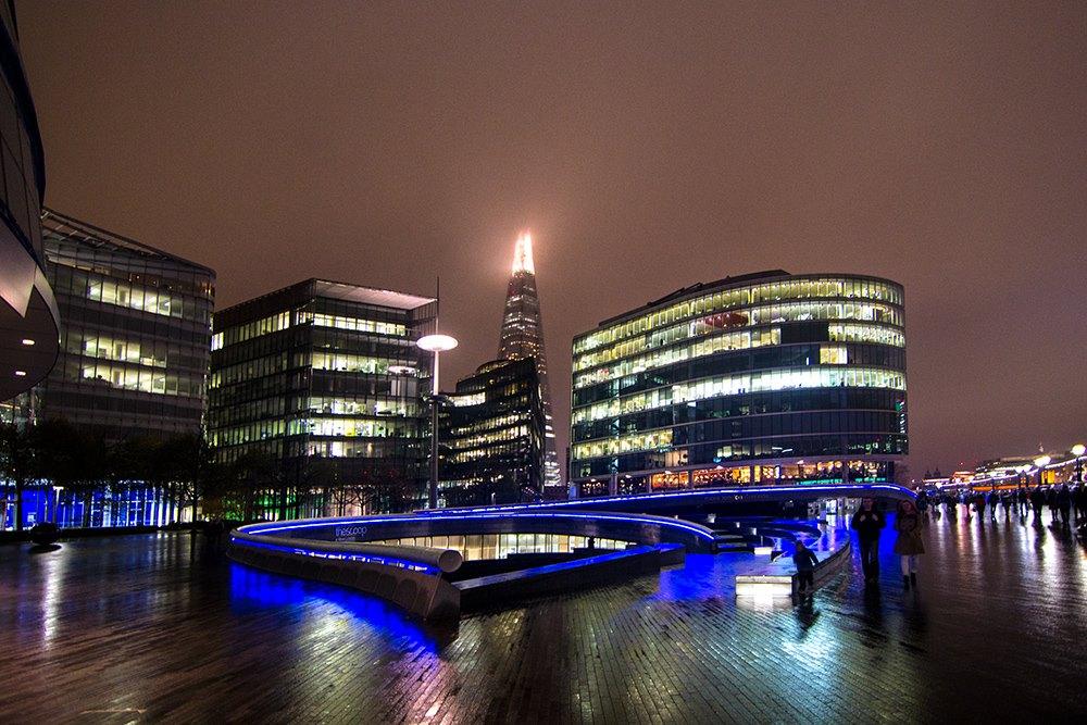 More London and The Shard, London, United Kingdom